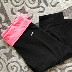 PINK Crop Yoga Pants